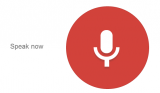 Voice-search growing significance